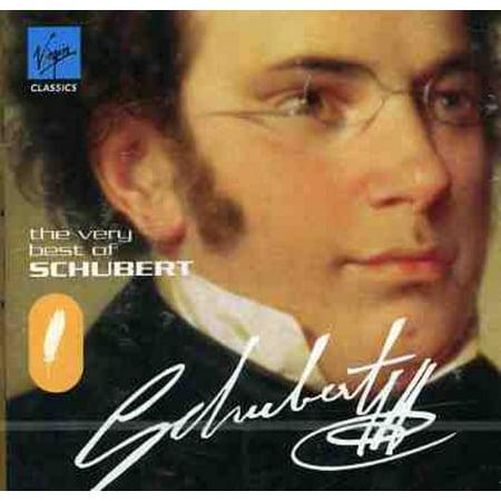 Very Best of Schubert (CD)