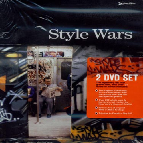 Style Wars (DVD)