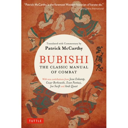 Bubishi : The Classic Manual of Combat