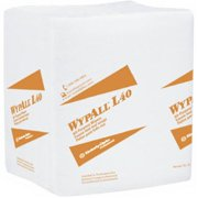 Wypall 05701 All-Purpose Wipers, White - 56 Count, Pack 18