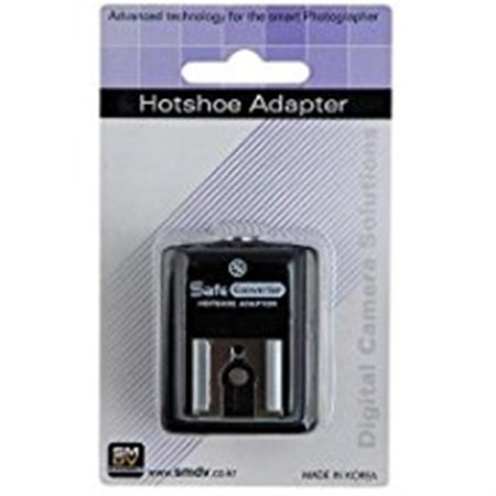 SMDV Hot Shoe Safe Sync Adapter SM-512 for Sigma SD-9, SD-10, SD14, DP1, DP2, SD15, SD1, Hotshoe