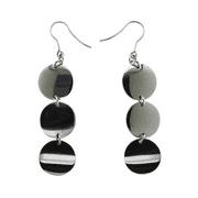 Stainless Steel Drop Dangle Earrings