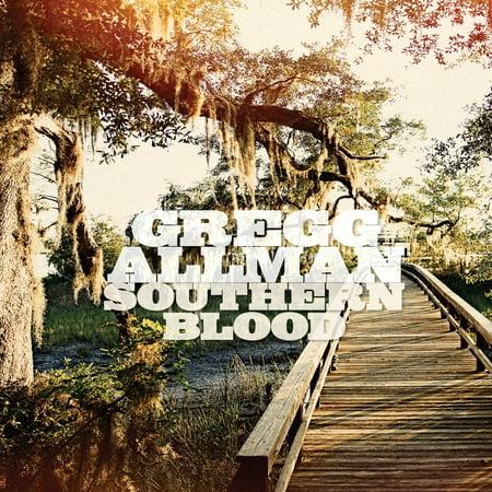 Gregg Allman - Southern Blood (CD) (Gregg Allman Ain T Wastin Time No More)