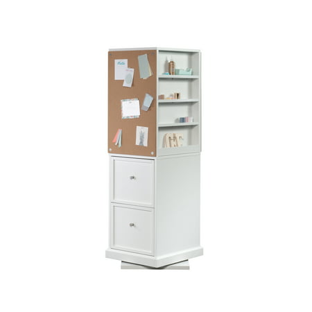 Better Homes & Gardens Craftform Craft Tower, White Finish