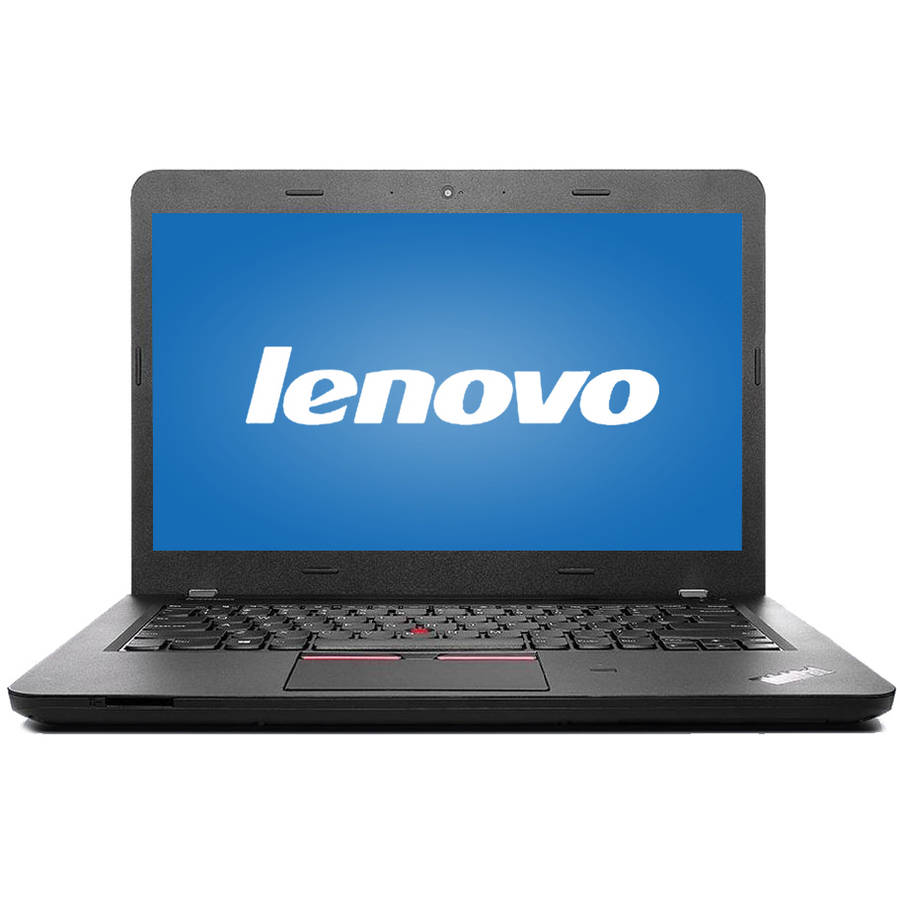 "Lenovo Graphite Black 14"" ThinkPad E460 20ET0014US Laptop PC with Intel Core i5-6200U Processor, 4GB... by Lenovo"