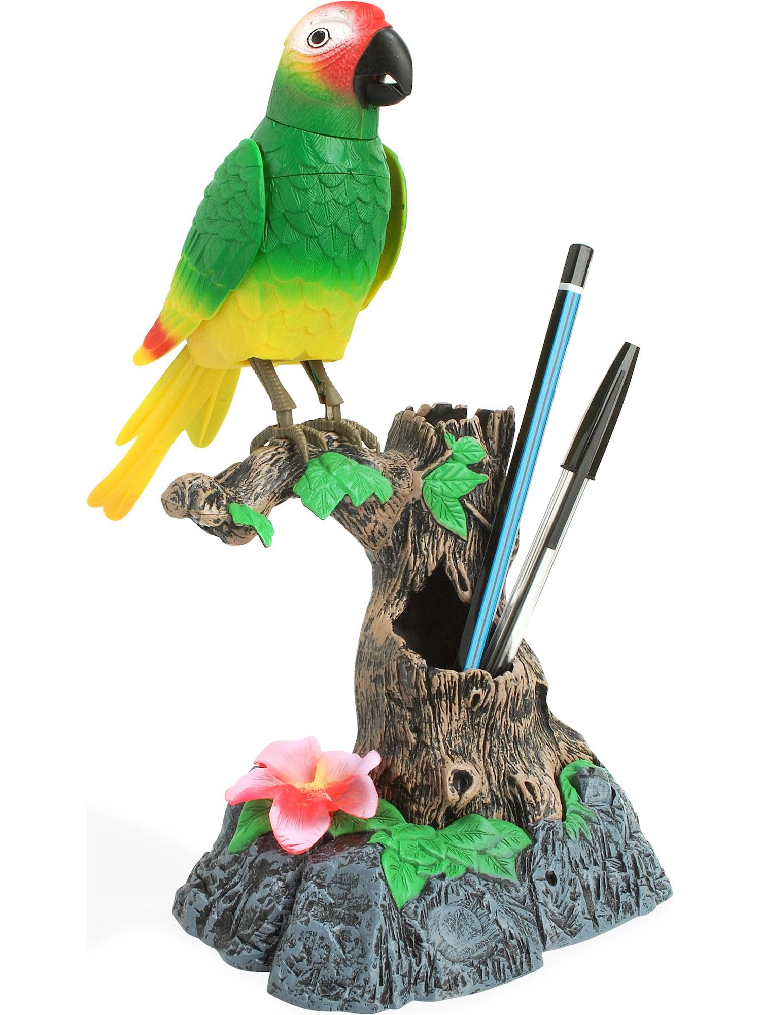 Talking Parrot Designer Jewelry by Sweet Pea