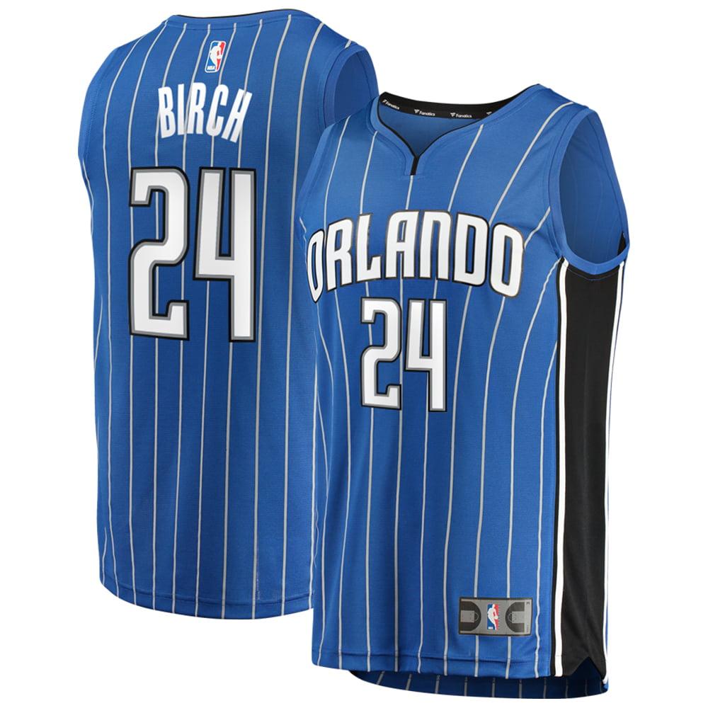 Orlando Magic Khem Birch Fanatics Branded Youth Fast Break Player Jersey - Icon Edition - Blue