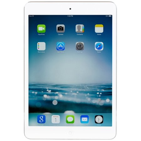 Apple iPad Mini 2 32GB with Retina Display Wi-Fi Tablet - Silver