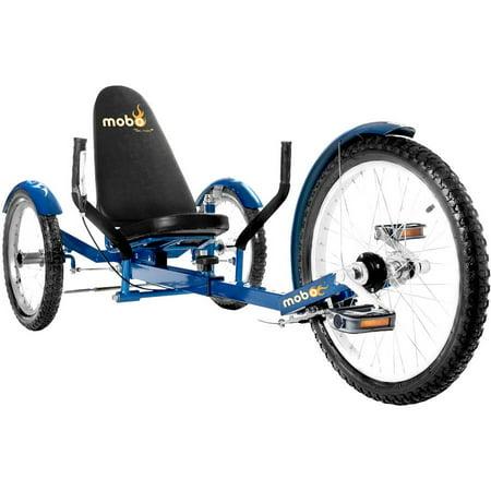 "Mobo Triton Pro 20"" Cruiser Speciality Bike - Blue"