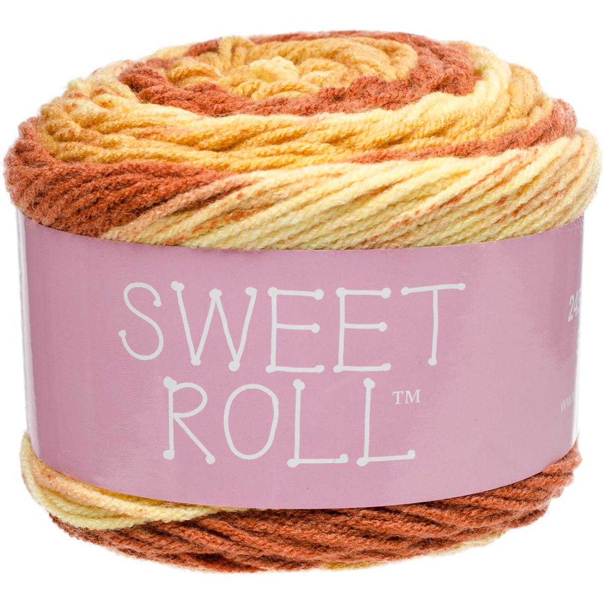Premier Yarns Sweet Roll Yarn Butterscotch Pop
