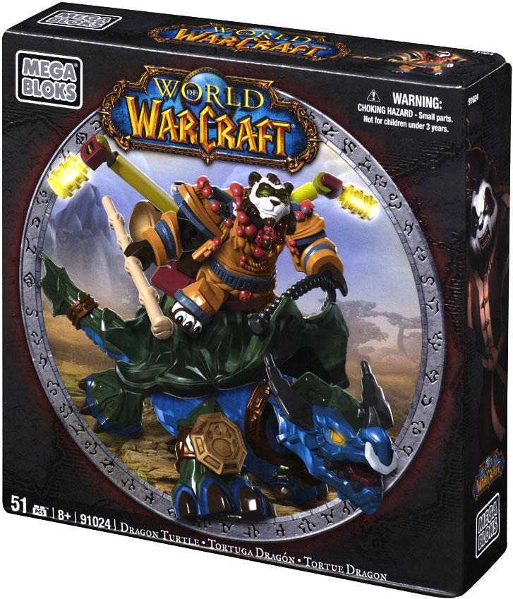 Mega Bloks World of Warcraft DRAGON TURTLE by Mega Bloks