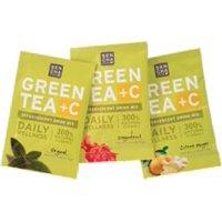 SENCHA NATURALS Green Tea + C Original 10 PKT