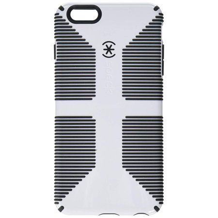 Speck Candyshell Grip Case iPhone 6 Plus 6s Plus White Black ()
