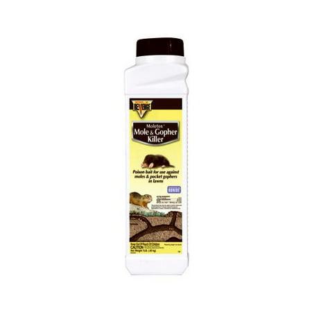 Bonide Products 698 Moletox II Mole Killer, 1-Lb. (Best Mole Killer Products)