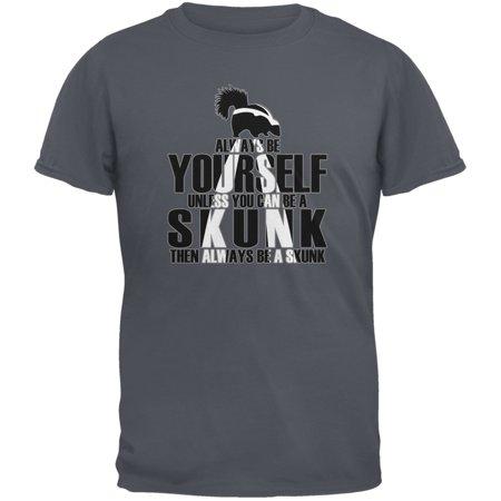 Always be Yourself Skunk Charcoal Youth - Skanky Teen