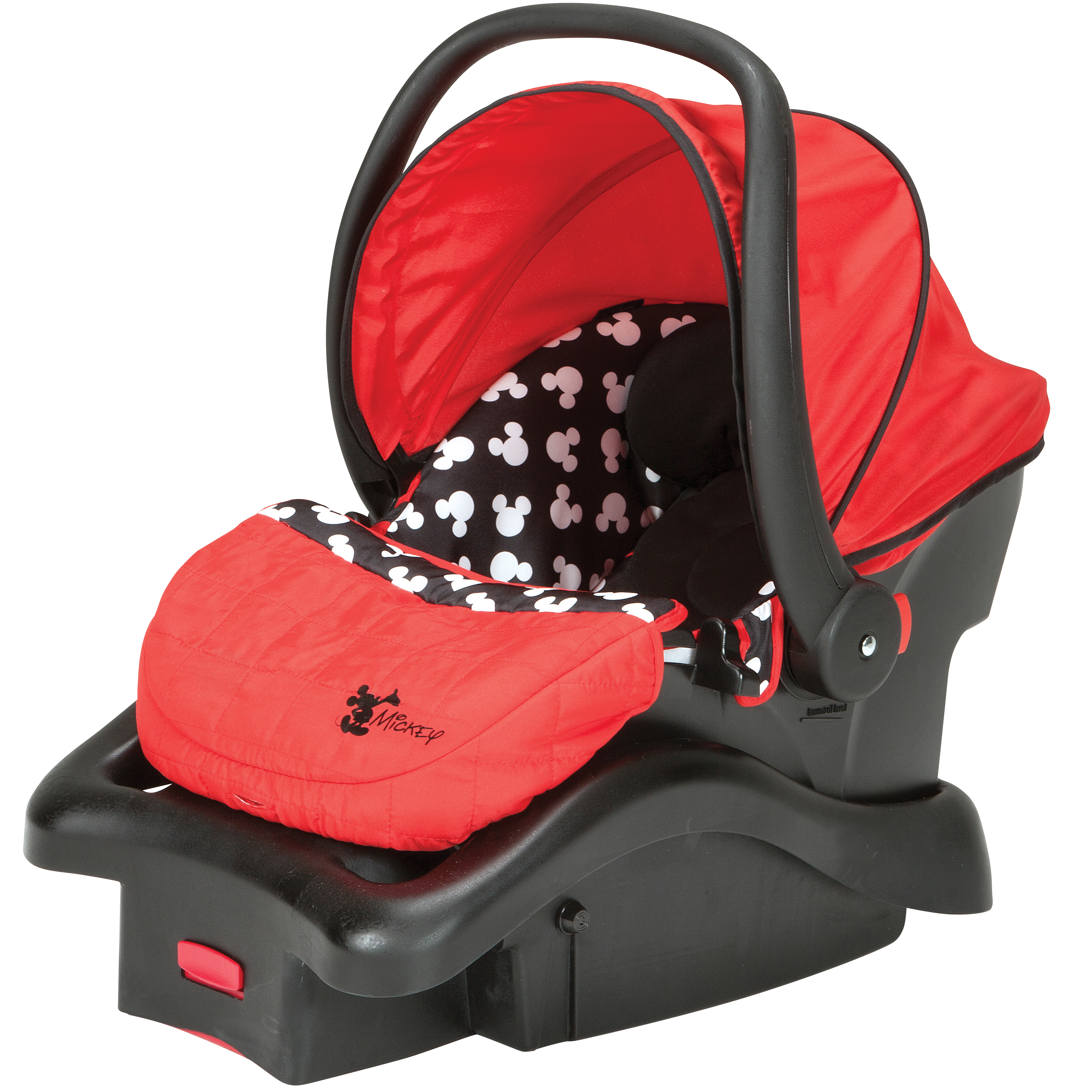 Disney Baby Light 'N Comfy Luxe Infant Car Seat, Choose your Pattern