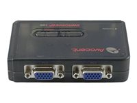 Avocent SwitchView KVM Switch NEW AVOCENT-10025 New Retail With Cables