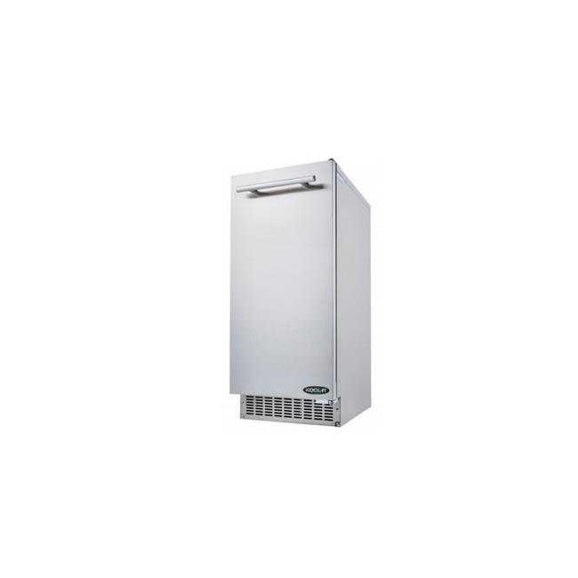 Kool-It KOU-70-AB Outdoor Ice Maker - 66 lbs - Walmart.com