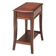 Bernards Broadway Merlot Side Table