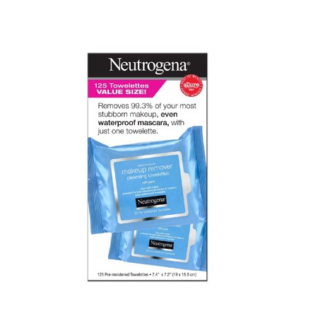 - Neutrogena Makeup Remover Cleansing Towelette Refills (125 ct.)