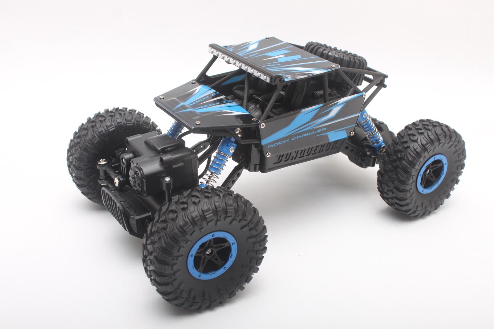 HB-P1801 4x4 Rock Crawler Off-Road Buggy Vehicle