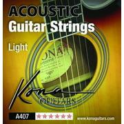 A407 Acoustic Guitar Strings