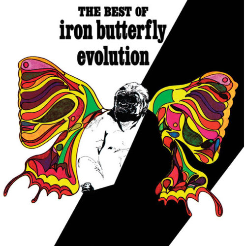 Evolution: The Best Of The Iron Butterfly (Ltd) (Vinyl)