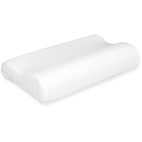 Mainstays Memory Foam Standard Contour Pillow
