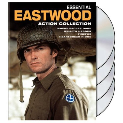 Essential Eastwood: Action Collection - Where Eagles Dare / Kelly's Heroes / Firefox / Heartbreak Ridge