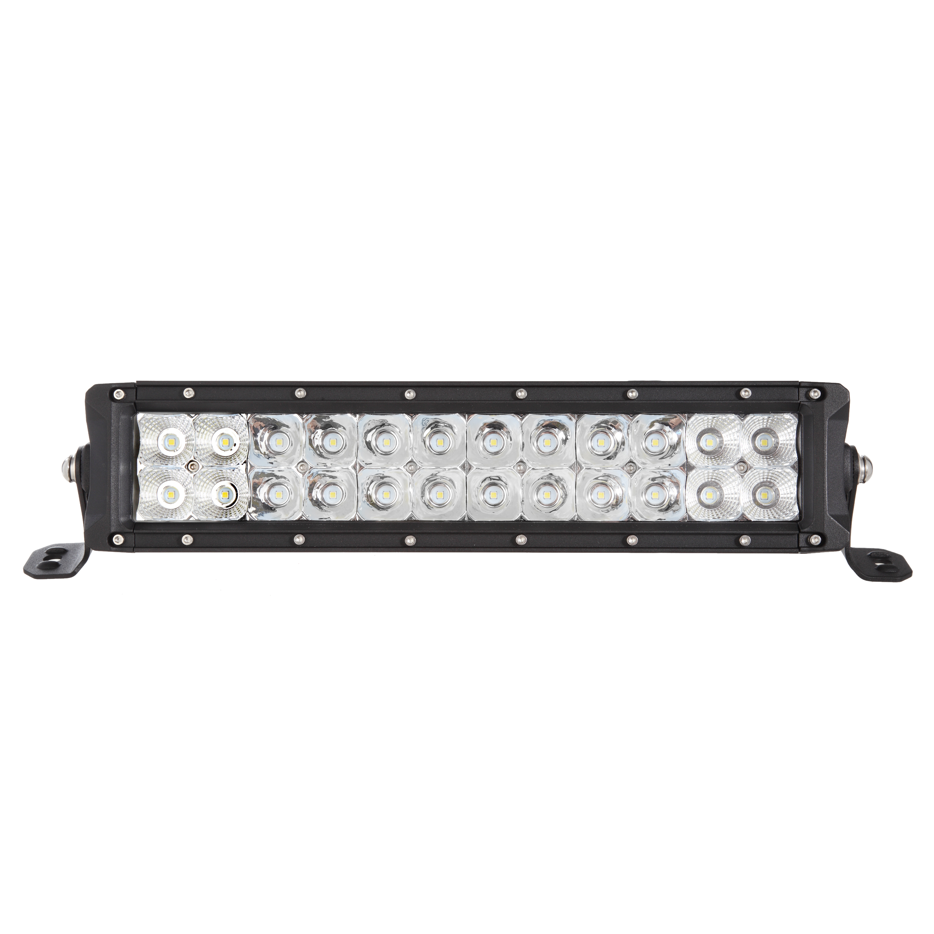 Auto Drive Apoo513g 15 Inch Led Combo Bar Light With Brackets