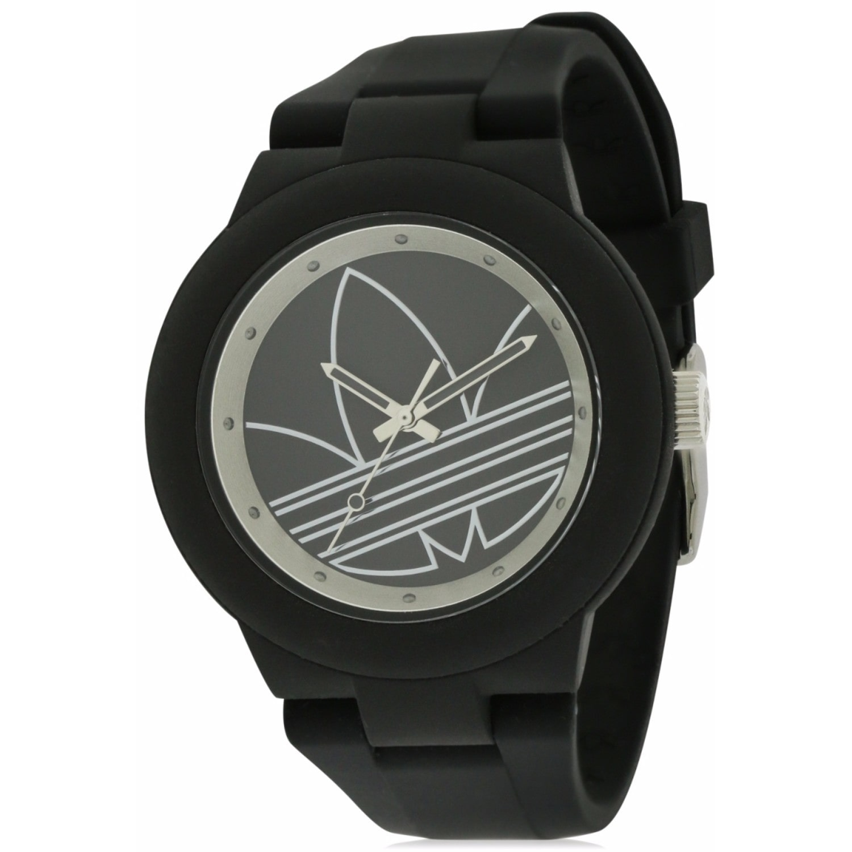 Adidas Aberdeen Women's ADH3048 Silicone Watch by Overstock