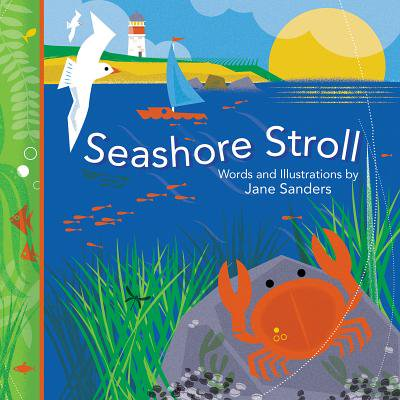 Seashore Stroll : A Whispering Words Book