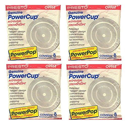 32 Genuine Powercup Power Cup Microwave Popcorn Popper Concentrator-09964, 32 Presto Genuine By Presto by