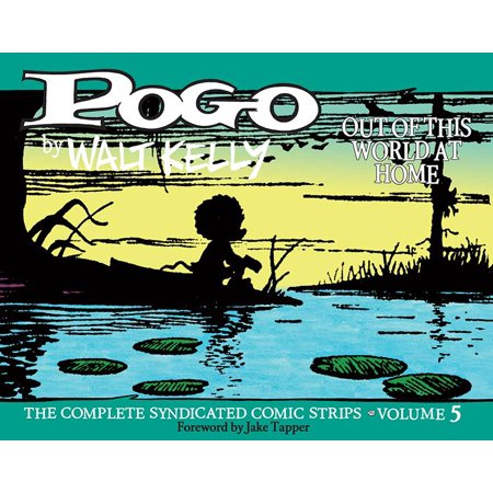 Pogo : The Complete Syndicated Comic Strips Vol.5: