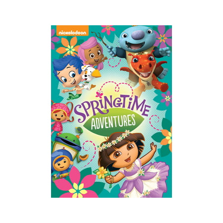 Nickelodeon Favorites: Springtime Adventures (DVD) - Nickelodeon Game Shows