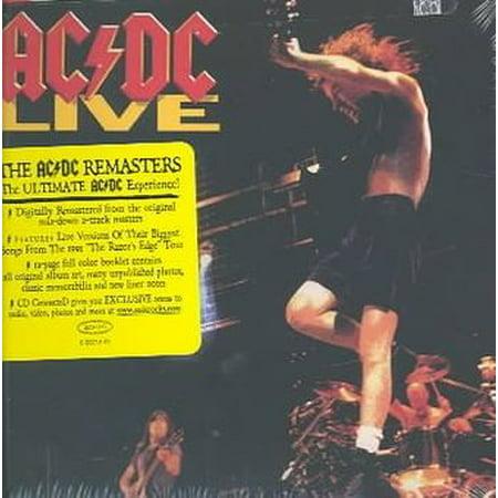 AC/DC - AC/DC Live (CD)