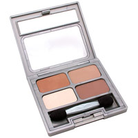 Physicians Formula Matte Collection Quad Eye Shadow, Classic Nudes - 0.22 Oz, 2 Pack