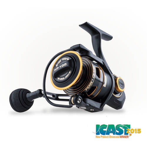 PENN Fishing Tackle Company Clash Spinning Reel 5000 by Generic