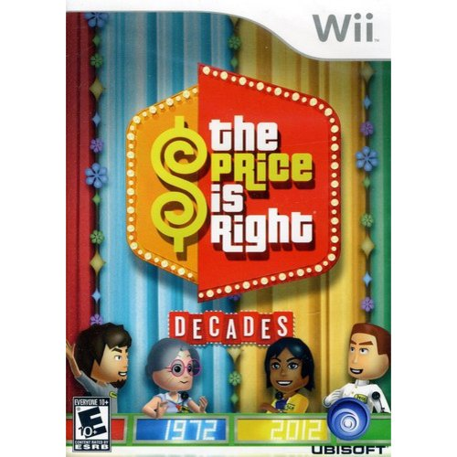 The Price is Right Decades (Wii)