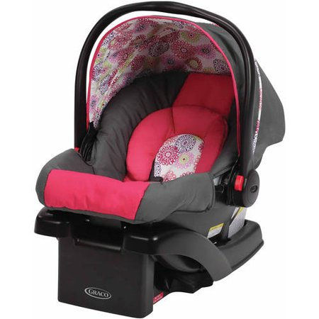 (Graco SnugRide Click Connect 30 Infant Car Seat, Choose Your Pattern)