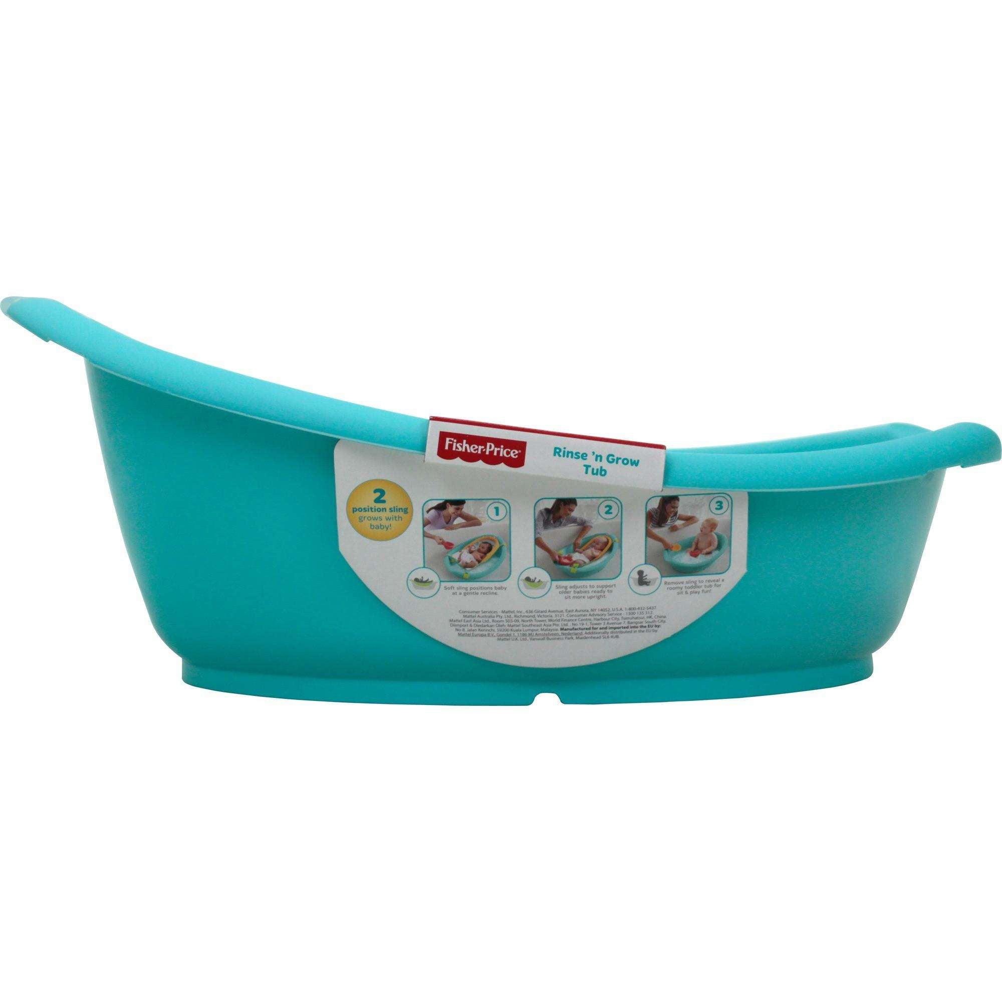 Fisher-Price Rinse \'n Grow Tub - Walmart.com