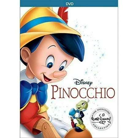 Disney Proud Family (Pinocchio: The Walt Disney Signature Collection (Widescreen) )