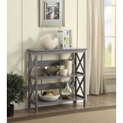 Convenience Concepts Oxford 3 Tier Bookcase , Multiple Finishes