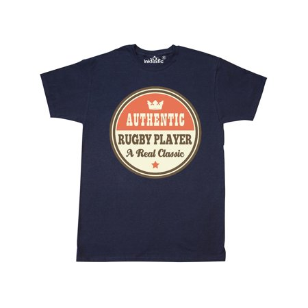 Rugby Player Vintage Classic T-Shirt Classic Supporters Rugby Shirts