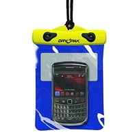 """Dry Bag for Cell Phones, Cameras, iPhone, Android, 5"""" x 6"""", 5 in. wide x 6 in. long with maximum circumference of 9 in. By Dry Pak"""