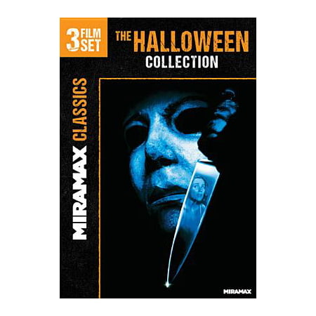 The Halloween Collection (DVD) - Watch Original Halloween Movie