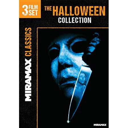 The Halloween Collection (DVD) - Kliff Kingsbury Halloween