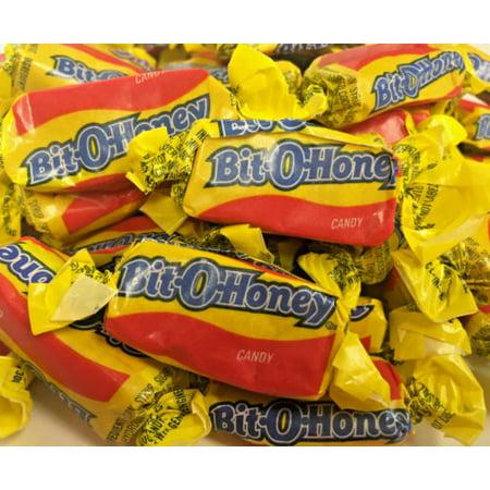 Bit O Honey 2 POUND Classic Retro Bulk Candy FREE SHIPPING