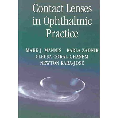 Contact Lenses in Clinical Ophthalmology