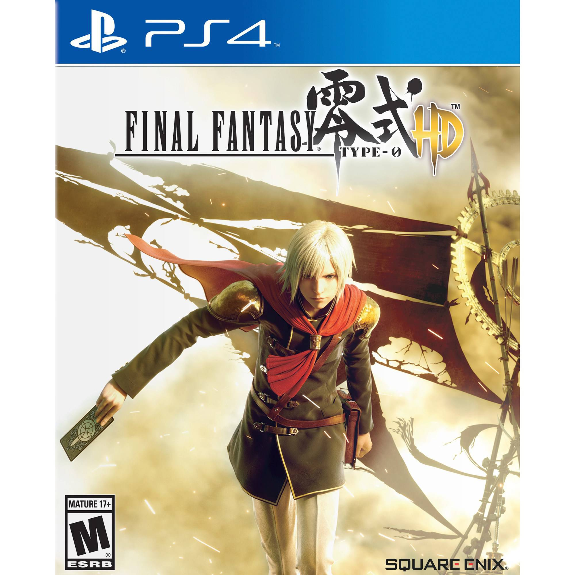 Final Fantasy Type-0 HD (PS4) - Pre-Owned